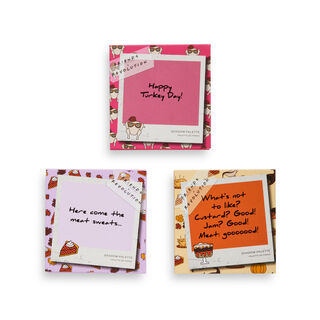 Friends X Makeup Revolution The One With All The Thanks Giving's Eyeshadow Palette Set