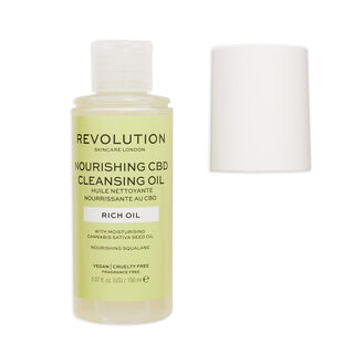 Revolution Skincare CBD Cleansing Oil