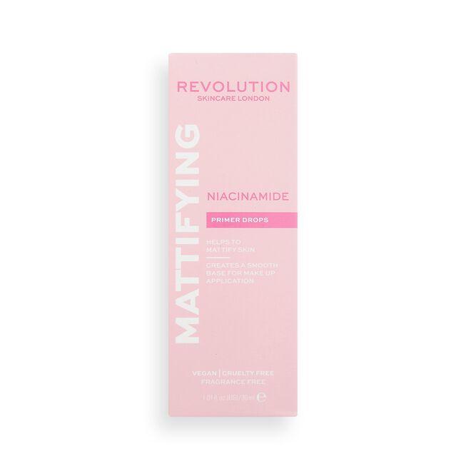 Revolution Skincare Niacinamide Oil Control Priming Serum