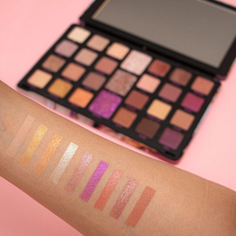 Makeup Revolution Forever Limitless Allure Eyeshadow Palette