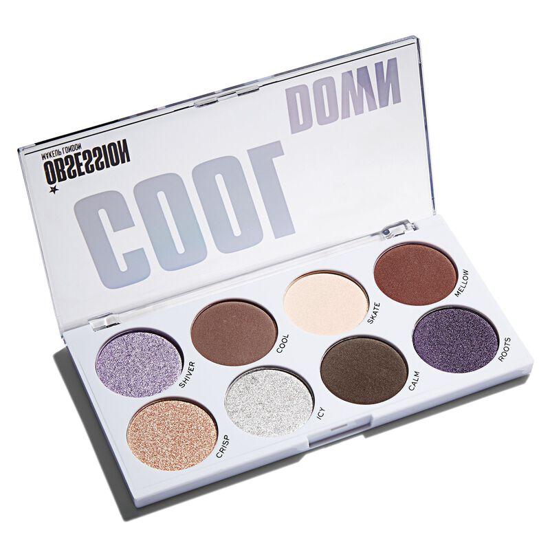 Cool Down Eyeshadow Palette