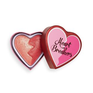 I Heart Revolution Heartbreakers Shimmer Blush Strong