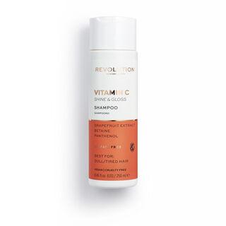 Revolution Haircare Vitamin C Shine & Gloss Shampoo for Dull Hair