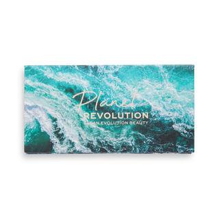 Planet Revolution Face Palette Ocean