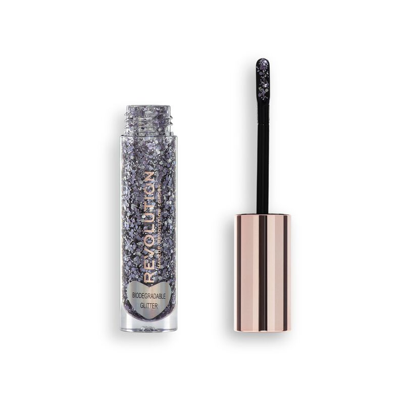 Makeup Revolution Viva Glitter Body Gloss La La Lilac