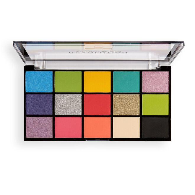 Makeup Revolution Reloaded Euphoria Eyeshadow Palette