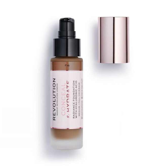 Conceal & Hydrate Foundation F16