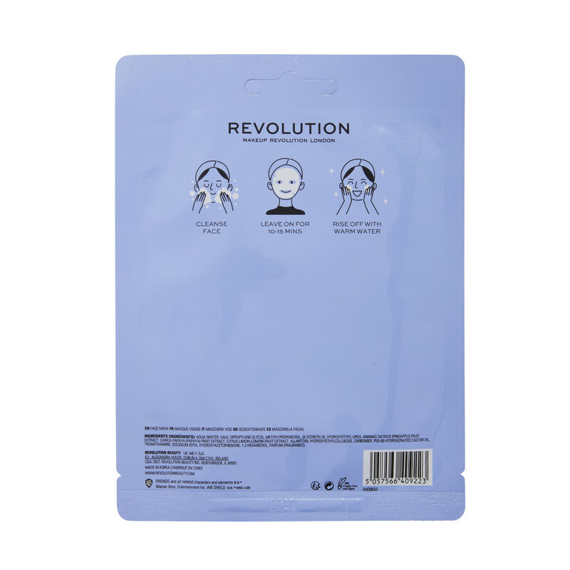 Makeup Revolution X Friends Phoebe Pineapple Sheet Mask
