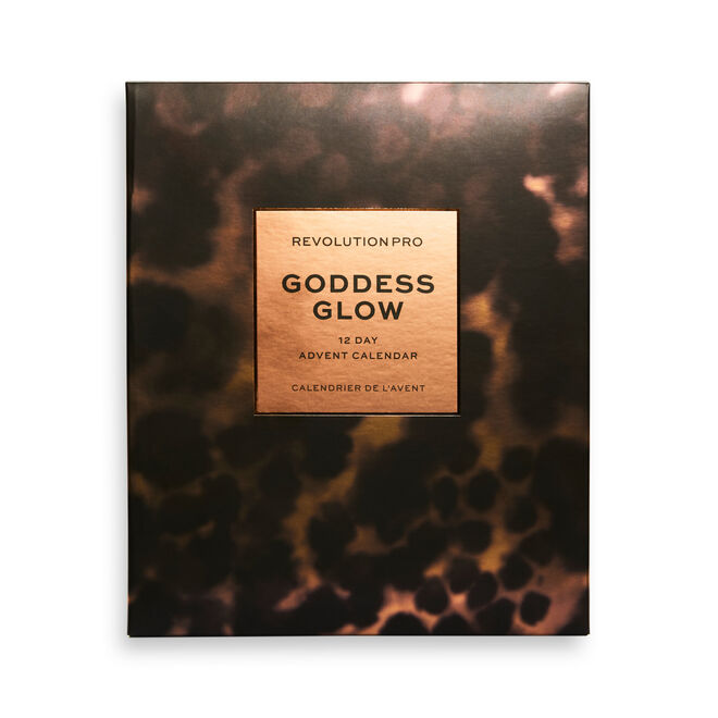 Revolution Pro Goddess Glow 12 Days Advent Calendar