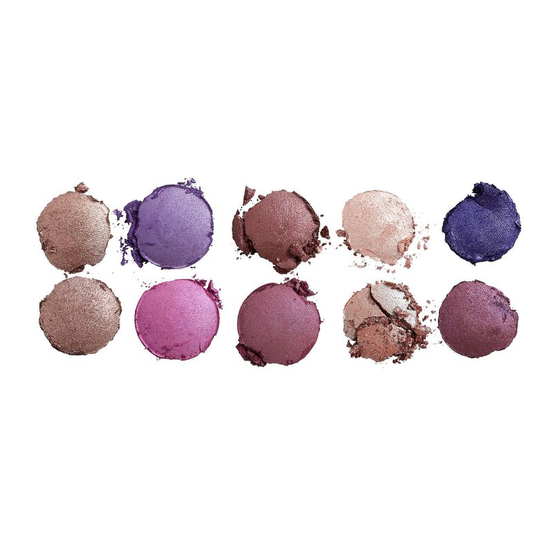 Revolution Pro Colour Focus Eyeshadow Palette Rock & Royal