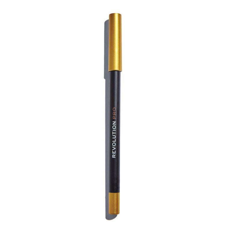 Supreme Pigment Gel Eyeliner Gold