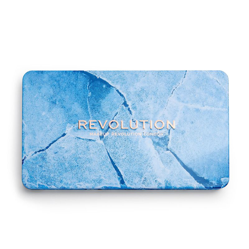 Makeup Revolution Forever Flawless Ice Eyeshadow Palette