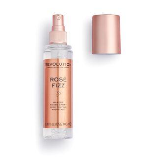 Makeup Revolution Precious Stone Fixing Spray Rose Fizz