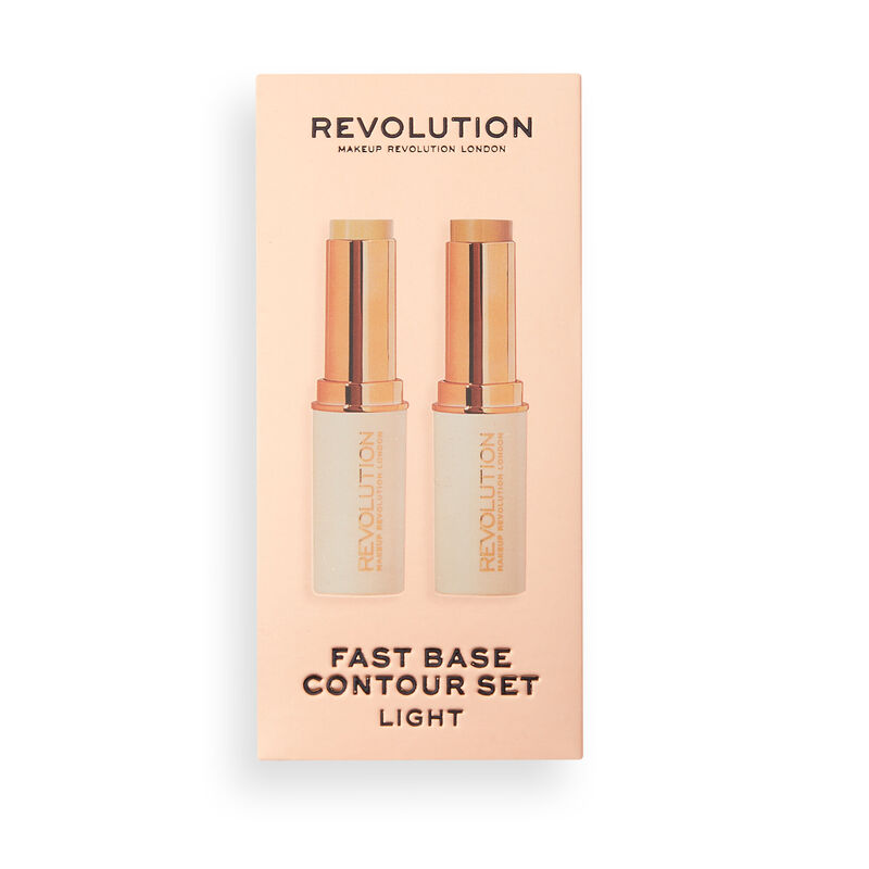 Makeup Revolution Fast Base Contour Set Light