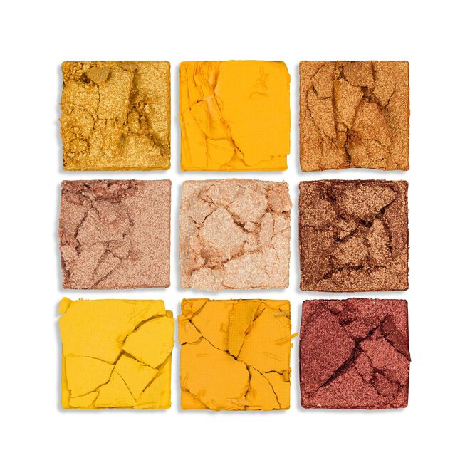 Makeup Obsession Sunshine Makes Me Happy Eyeshadow Palette