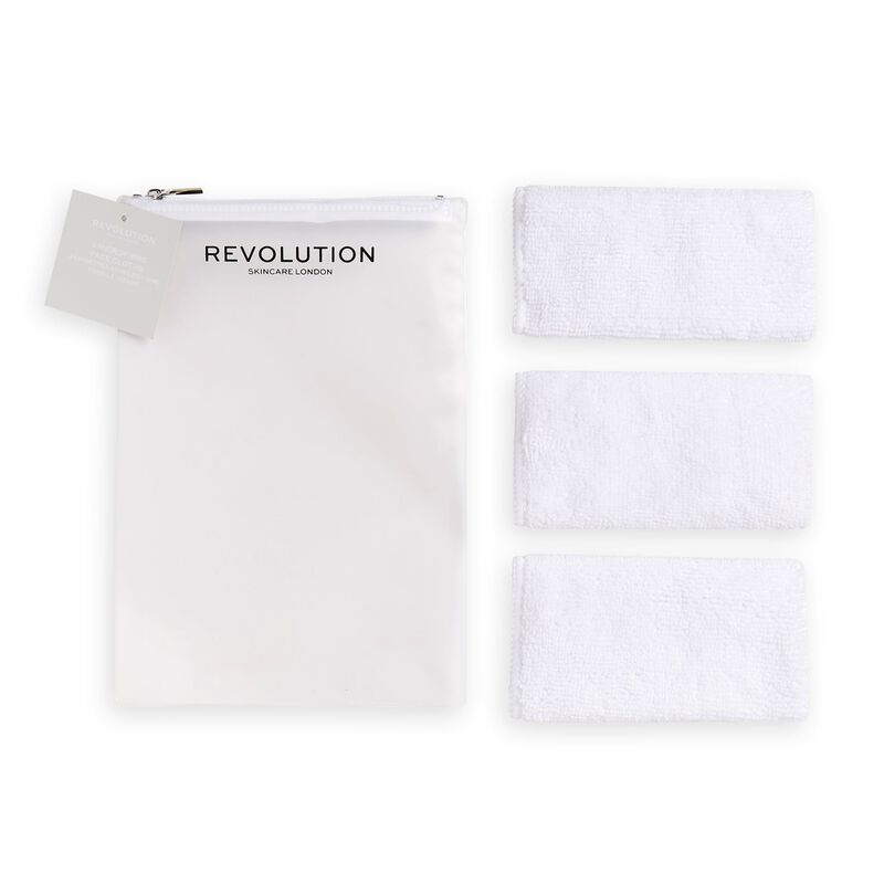Revolution Skincare Microfibre Face Cloths
