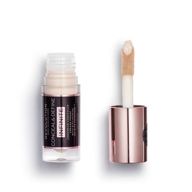 Makeup Revolution Conceal & Define Infinite Longwear Concealer (5ml) C1