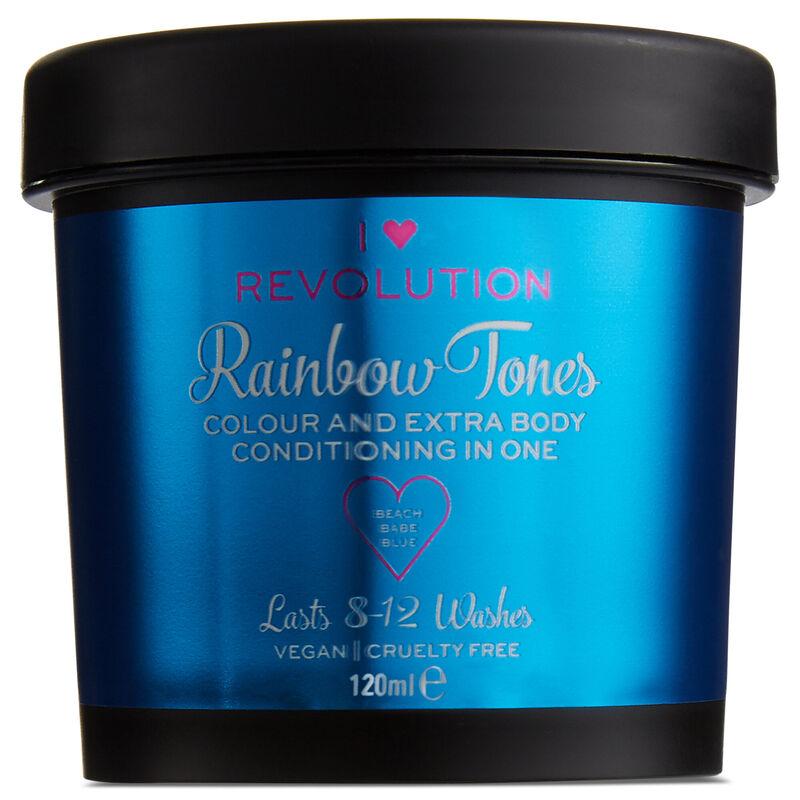 I Heart Revolution Rainbow Tones Beach Babe Blue