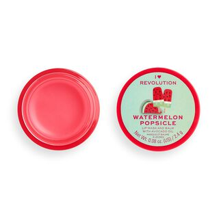 I Heart Revolution Lip Mask & Balm Watermelon Popsicle