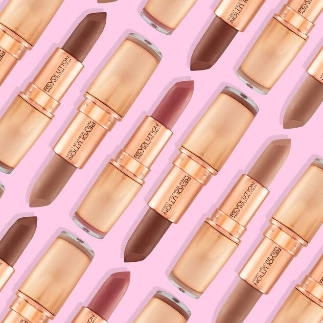 Iconic Matte Revolution Lipstick - Diamond Life