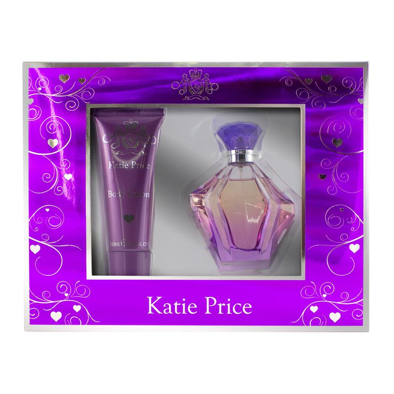Purple Heart Gift Set