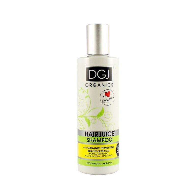 DGJ OrganicsHair Juice - Honeydew Melon Shampoo 250ml