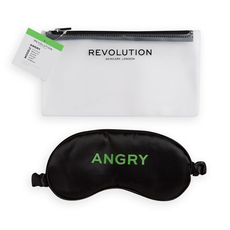 Revolution Skincare Angry Mood Soothing Eye Mask
