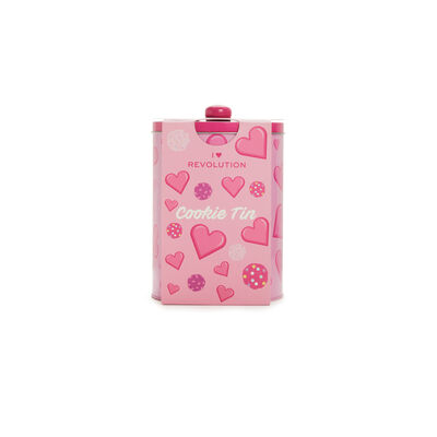 I Heart Revolution Cookie Tin Gift Set