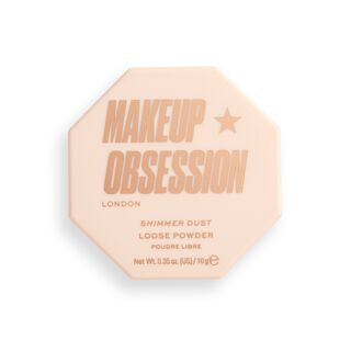 Makeup Obsession shimmer Dust Highlighter Boujee Bronze