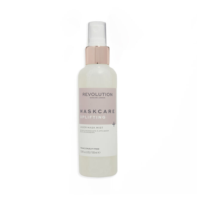 Revolution Skincare Maskcare Under Face Mask Hydrating & Uplifting Mist