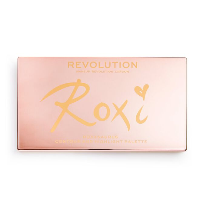 Revolution X Roxxsaurus Highlight & Contour Palette