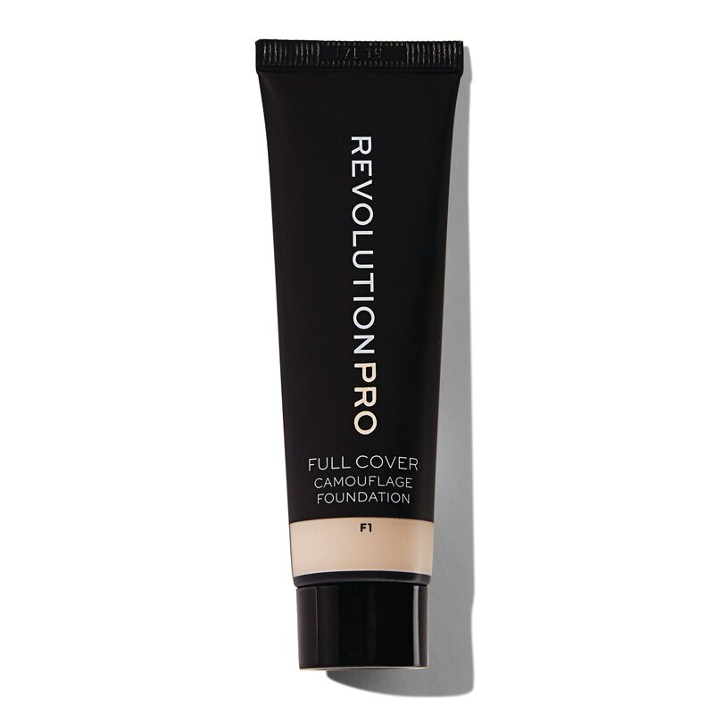 Full Cover Camouflage Foundation - F1