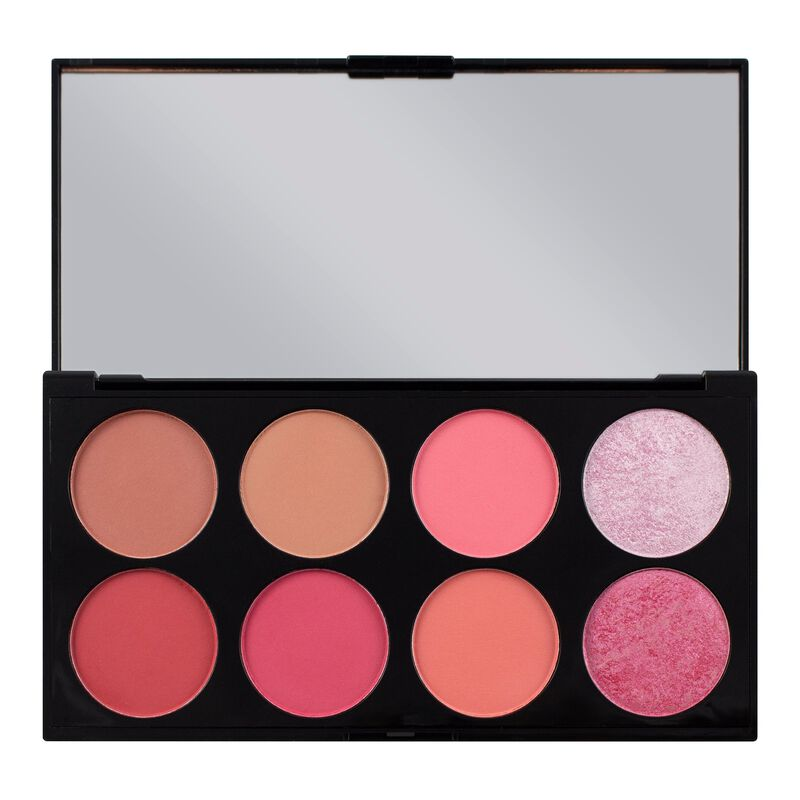 Ultra Blush Palette Sugar And E