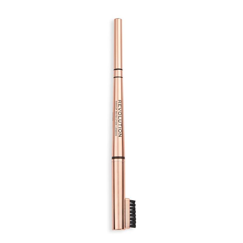 Makeup Revolution Balayage Duo Brow Pencil Brown