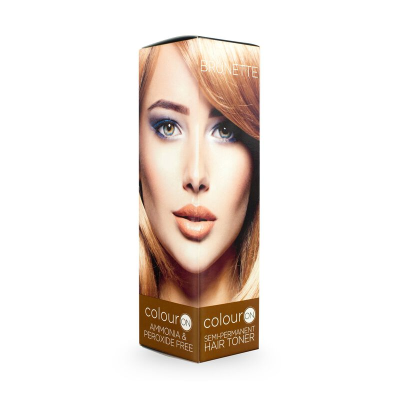 ColourOn Toner Brunette Bombshell 100ml