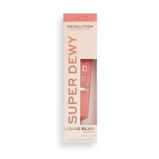 Makeup Revolution Superdewy Liquid Blush Flushing For You