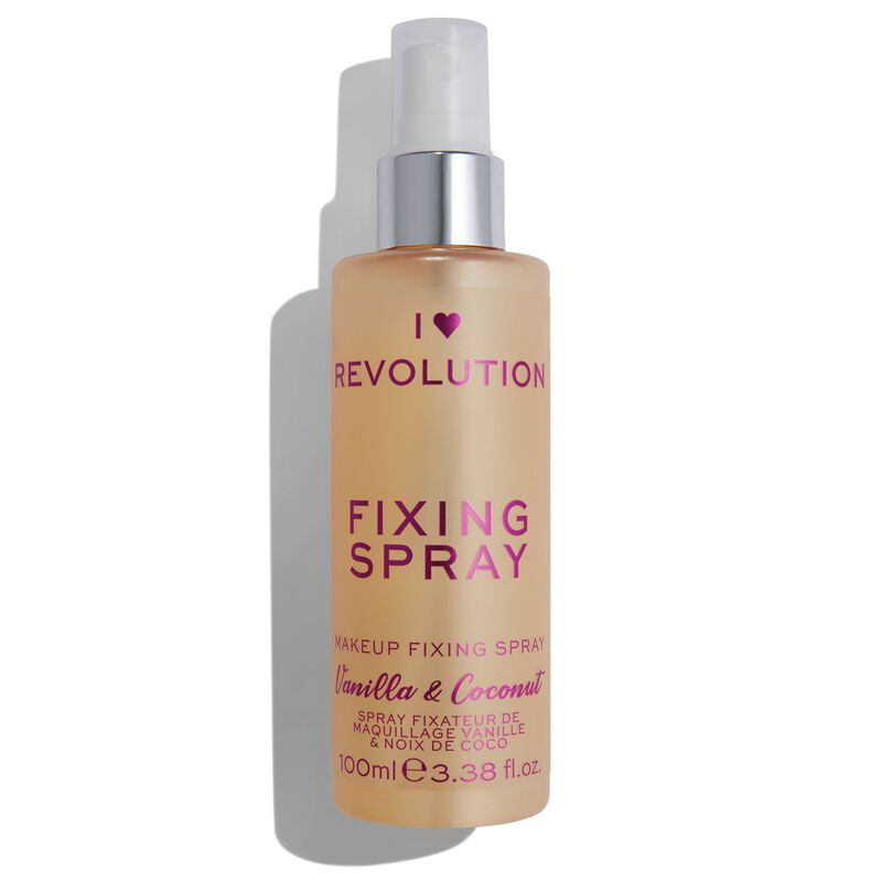 I Heart Revolution Setting Spray Vanilla Bean & Coconut