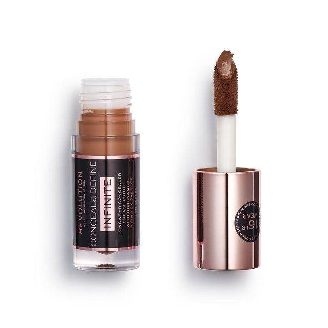 Makeup Revolution Conceal & Define Infinite Longwear Concealer (5ml) C16.5