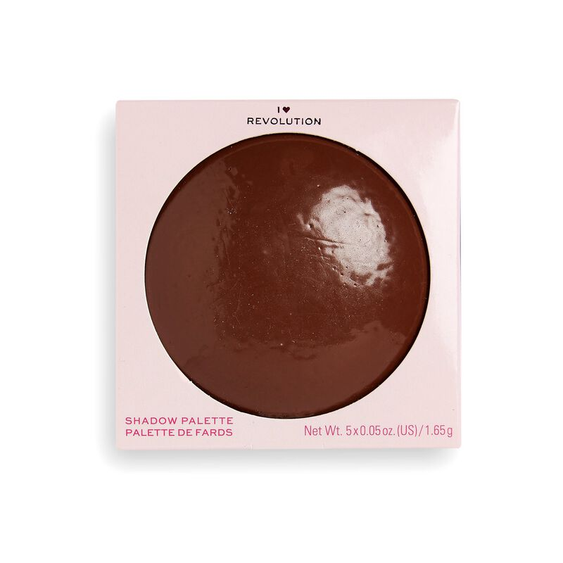 I Heart Revolution Donuts Chocolate Custard Shadow Palette