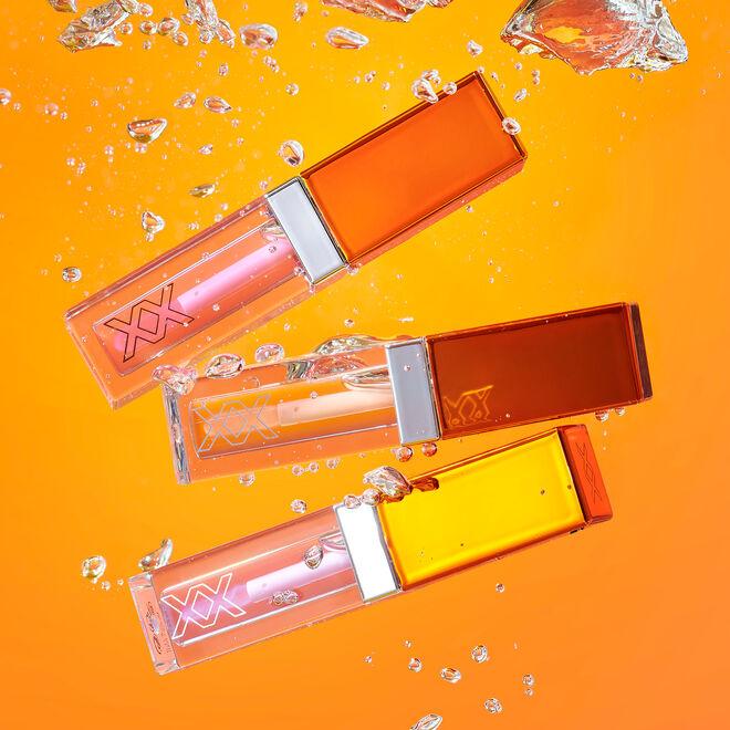 XX Revolution Kombucha X Lip Oil Peach & Apricot