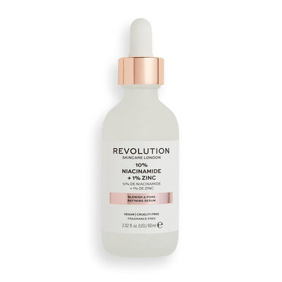 Revolution Skincare 10% Niacinamide and 1% Zinc Blemish & Pore Serum SUPER SIZED