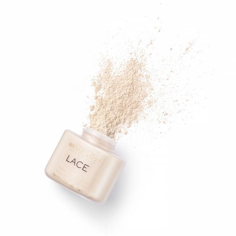 Loose Baking Powder Lace