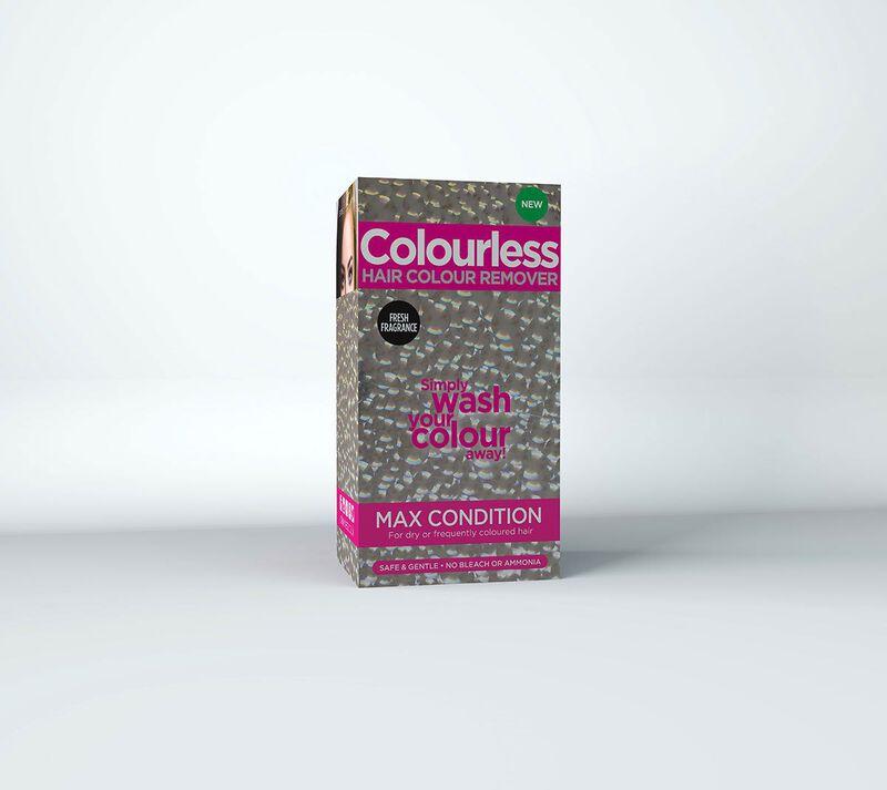 Colourless Max Condition