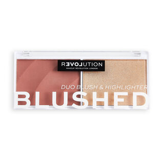 Relove by Revolution Colour Play Blushed Duo Kindness