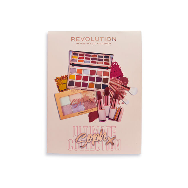 Makeup Revolution X Soph Ultimate Collection