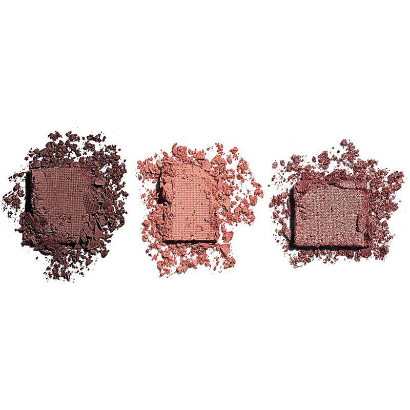 I Heart Revolution Rose Gold Mini Chocolate Eyeshadow Palette