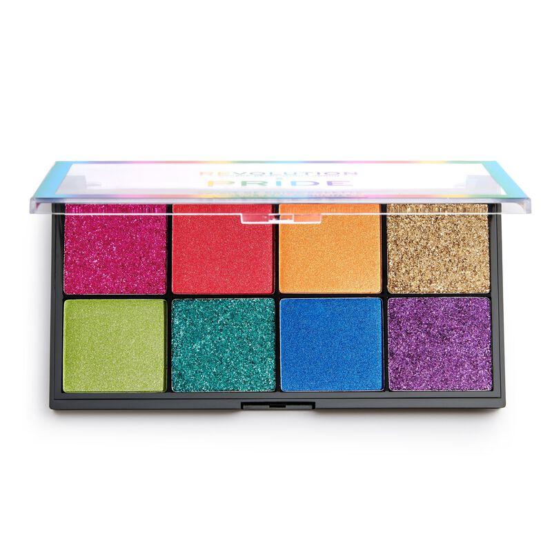 Makeup Revolution X Pride Spirit Of Pride Eyeshadow Palette