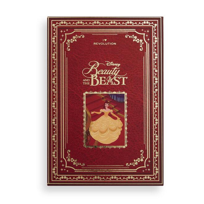 I Heart Revolution Disney Fairytale Books Palette Belle