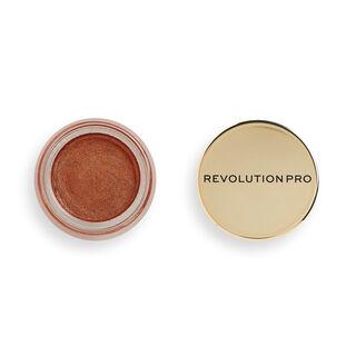Revolution Pro Eye Lustre Cream Eyeshadow Pot Copper