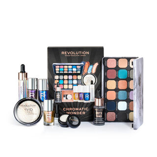 Makeup Revolution Chromatic Wonder Set